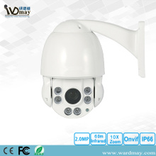 IR 10X Speed dome 2.0MP IP PTZ Camera