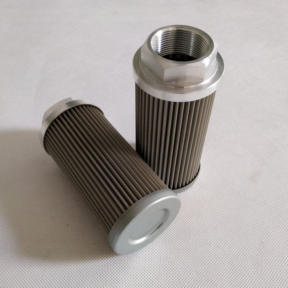 Suction oil filter WU-100X80-J