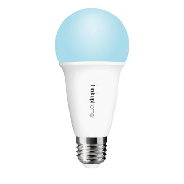 Multi color light bulb for kids