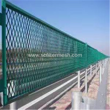 Powder Coated Diamond Expanded Metal as Fence