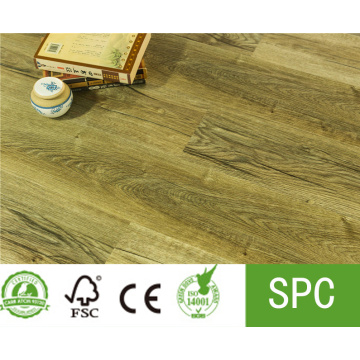 UV Coating SPC Floor Tile