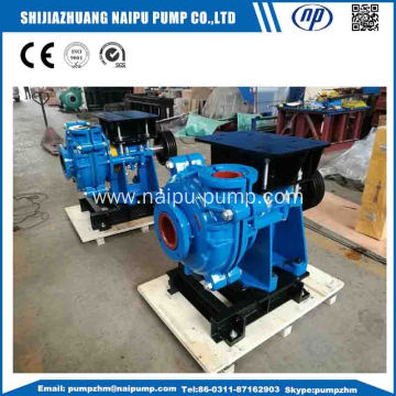 Best Quality for High Efficiency Slurry Pump 8/6E-AH slurry pumps for copper mining export to United States Importers