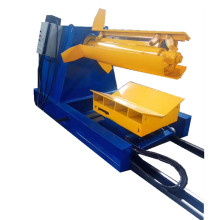 Dixin Electric hydraulic uncoiler machine