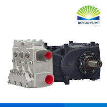High Pressure Sweeping Triplex Plunger Pump