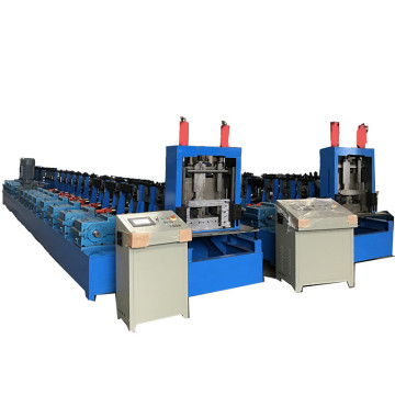 Fully automatic Zee purline rolling forming machine