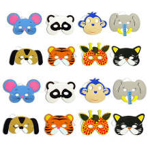 Customized Wholesale Assorted EVA Foam Animal Mask