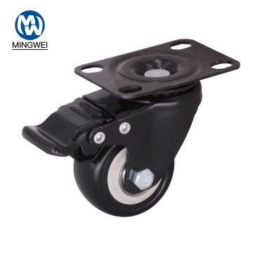 1.5 Inch Ligth Duty Brake Caster For Table