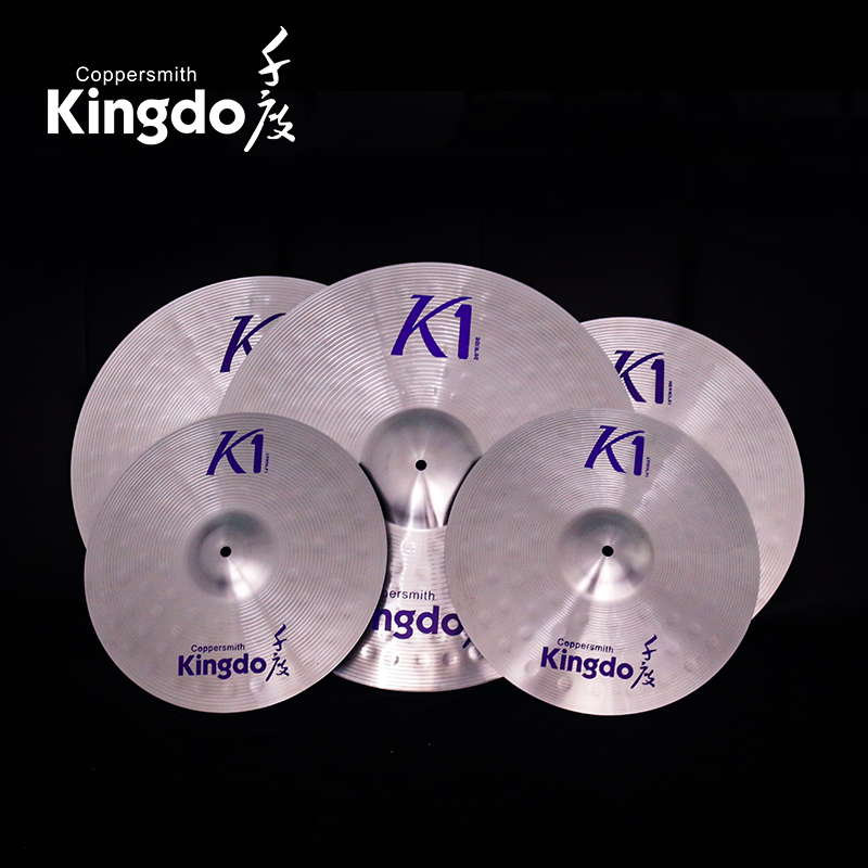 Percussion Alloy Cymbals