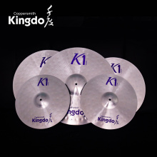 Best Quality for Practice Cymbals,Alloy Cymbals,Drum Practice Cymbal Manufacturer in China Low Price Alloy Cymbals For Drumset supply to Cayman Islands Factories