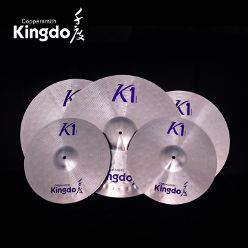 Low Price Alloy Cymbals For Drumset