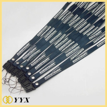 Cheap silk-screen printing lanyards for phone