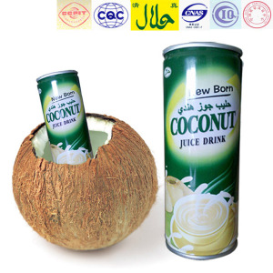 good quality coconut beverage rich in nutrition