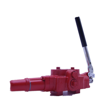 Italian log splitter valves