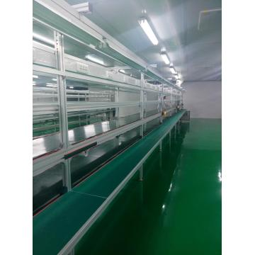 Customized Size Industry Automatic Chain Conveyor Belt