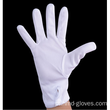 Dispositivos de segurança Hand Care Cheap Black Cotton Gloves