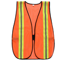 100% polyester mesh Cheap reflective warning vest