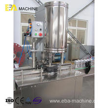 Customized for Bottle Filling Machine Automatic Can Single Head Sealing Machine export to India Factories