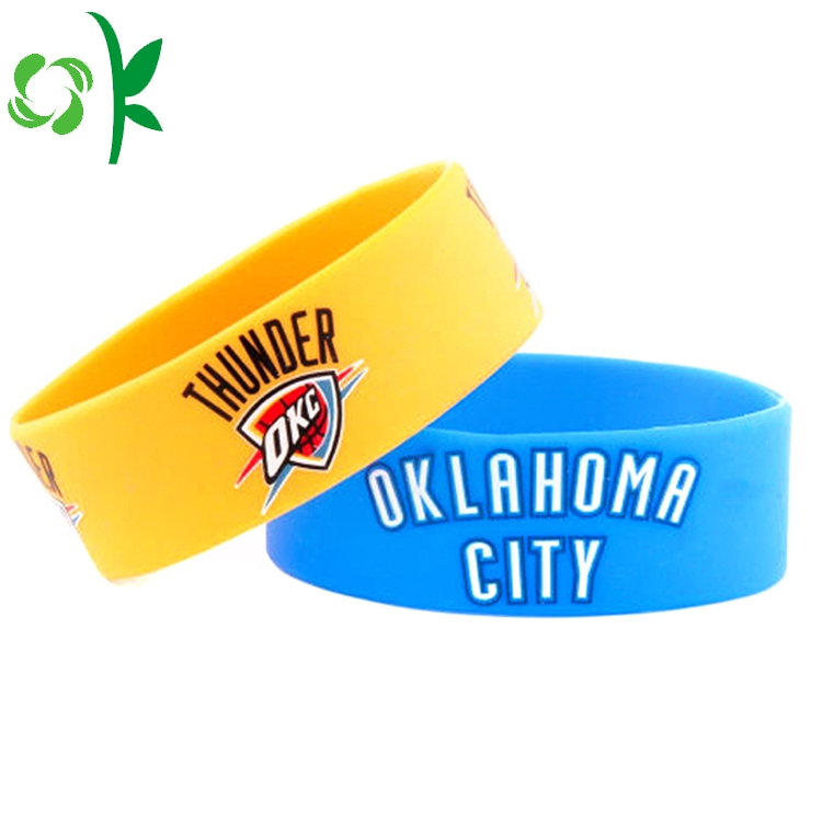 High End Silicone Energy Bands