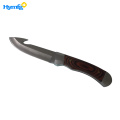 Large Fixed Blade Knife Wood camping knife