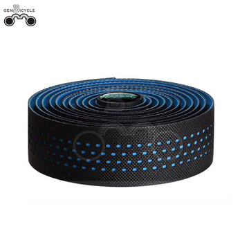 High Quality PU blue Bicycle 1.8m Handlebar Tape