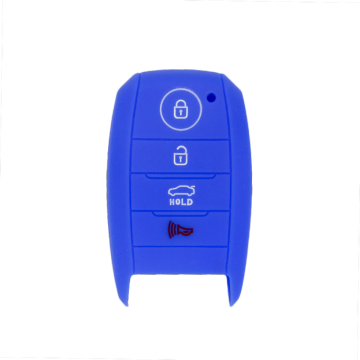 luxury KIA silicon car key cover