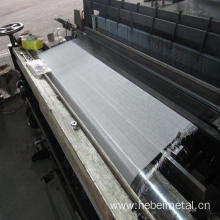 Woven stainless steel mesh filter cloth
