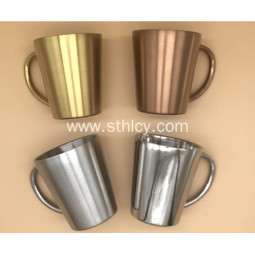 304 Color Steel Stainless Steel Food Grade Cup