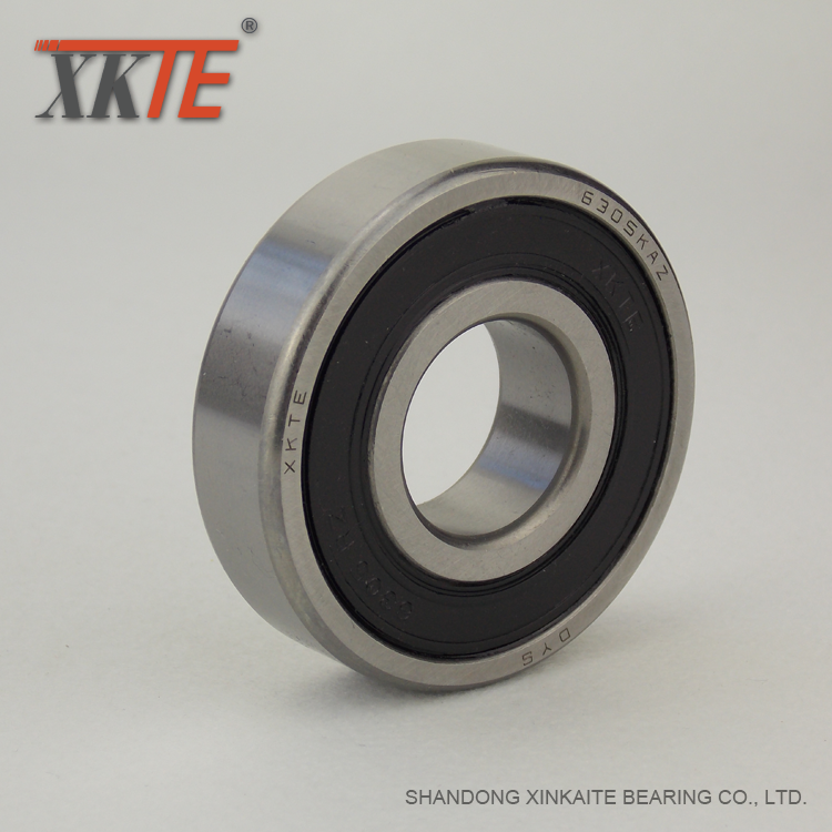 6305kaz Sealed Nylon Cage Bearing