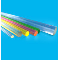 High clear customize round acrylic rods