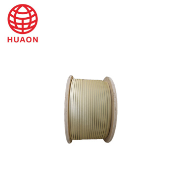 Fiberglass Covered Insulated Rectangular Flat Aluminum Wire