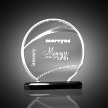 Print Color Acrylic Trophy Awards