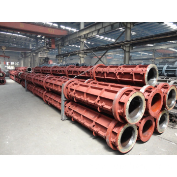 Pre-tensioned Spun Circular Concrete Steel Mould