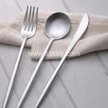 4-Piece Stainless Steel Dinnerware Set Cutlery Sets