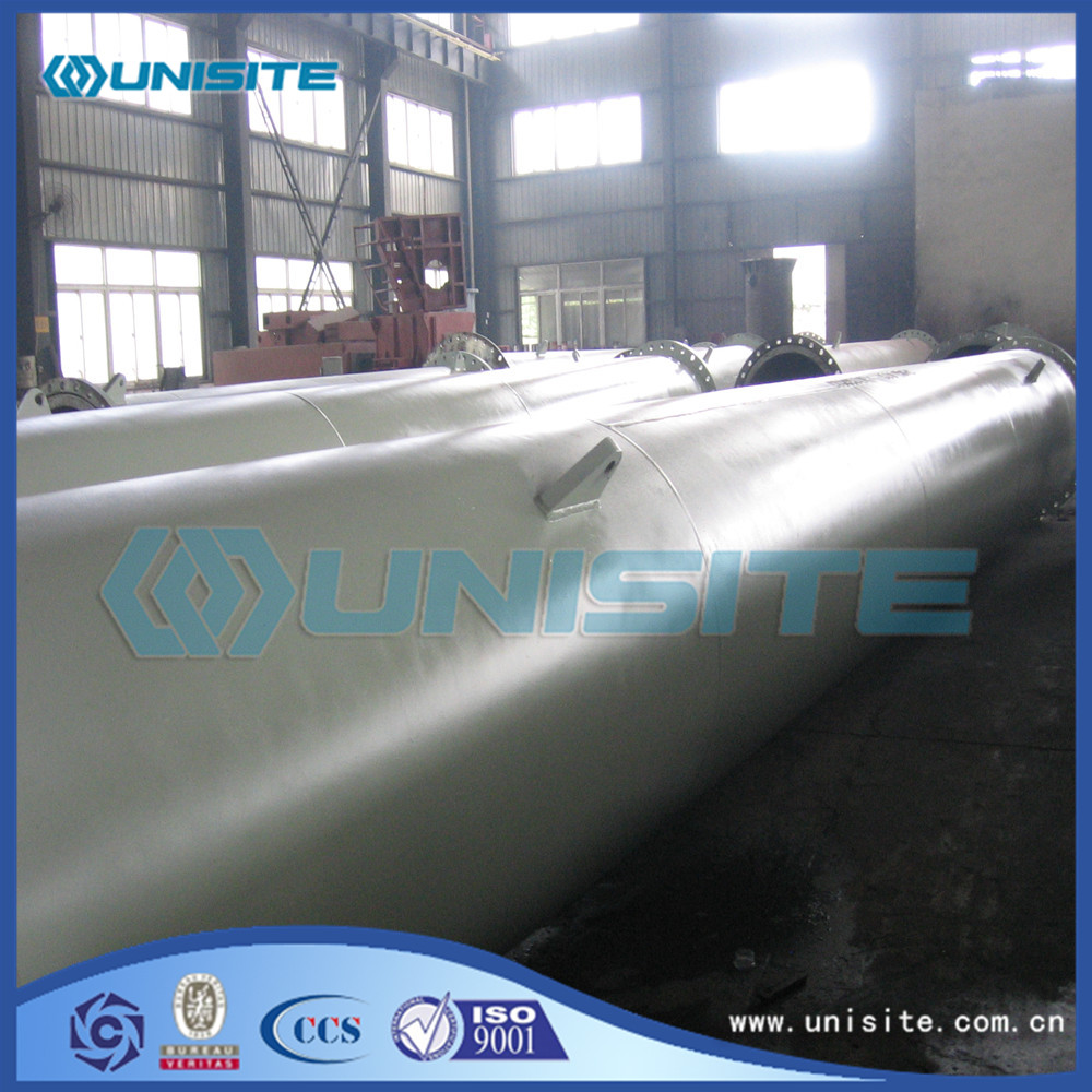 Dredging Steel Floating Pipes