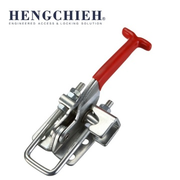 Plastic Cover Handle Zinc-coated Steel/SS Toggles