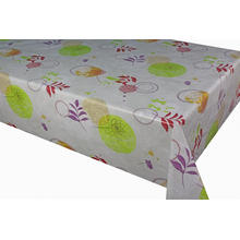 hot sale water-proof and oil-proof pvc Composite tablecloth