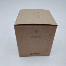 Custom Kraft Paper Packaging Recyclable Gift Box
