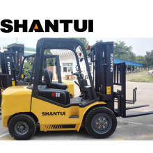 Customized for 3 Ton Diesel Forklift 3 Ton Diesel Fork Lift Truck High Quality export to Solomon Islands Supplier