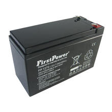 High ambient temperature battery