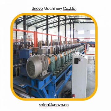 roller metal anode plate sheet forming machine