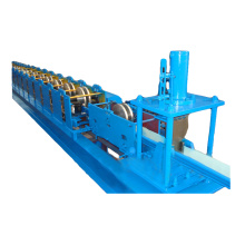 high quality small aluminium gutter machine