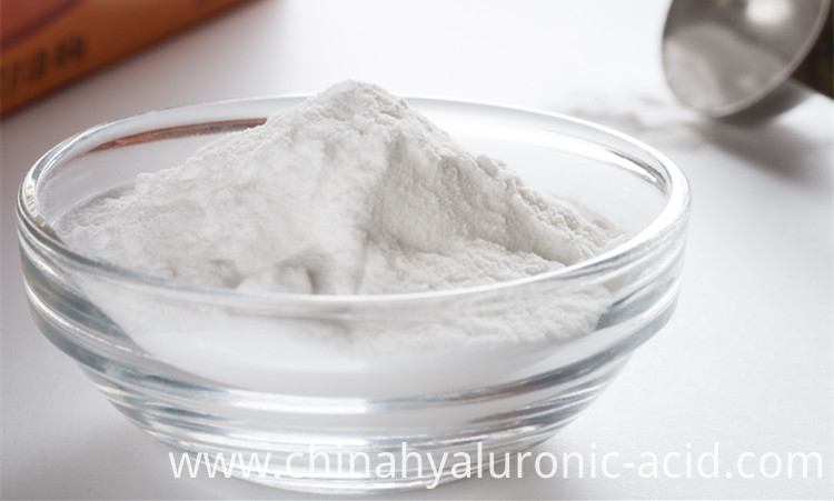 Eye drop hyaluronic acid powder