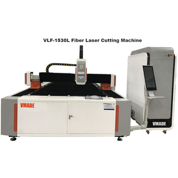 3015 Fiber Laser Cutting Machine 750W