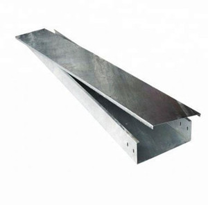 Hot Selling for for Channel Type Steel Cable Tray Hot Dipped Galvanized Steel trough Channel Cable Tray export to Norfolk Island Factories