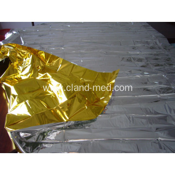 Medical Survival First Aid Emergency Foil Rescue Blanket