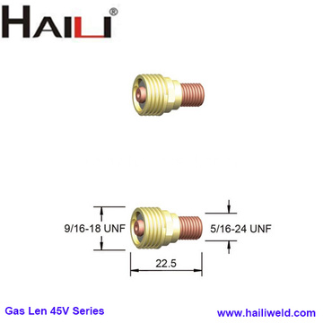 Small Gas Lens Body 45V Series