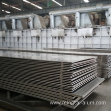 Exterior building material 1100h18/h16 alloy for Honeycom Aluminum composite panel in Dubai