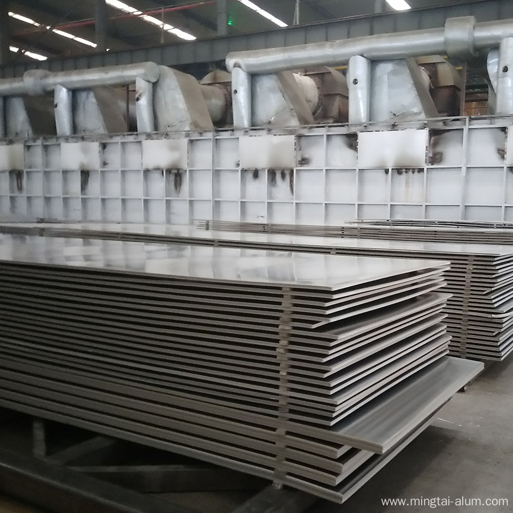 Hot selling 1200x2400 7075 t651 Aluminum Plate uk