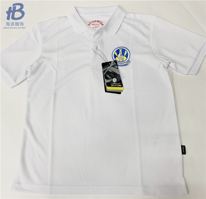 boys white T shirts