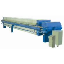 Professional Stainless Steel Filter Press for Food Beverage